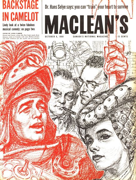 Issue: - October 1960 | Maclean's