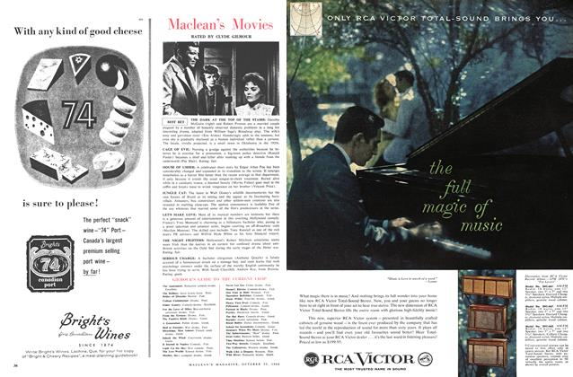 Article Preview: Maclean's Movies, October 1960 | Maclean's