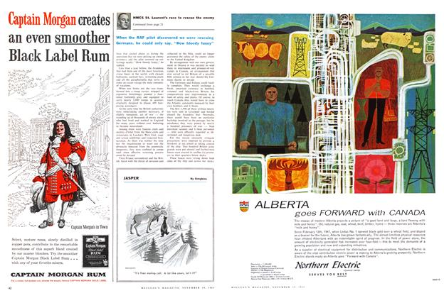 Article Preview: JASPER, November 1960   Maclean's