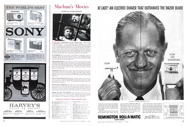 Article Preview: Maclean's Movies, December 1960 | Maclean's