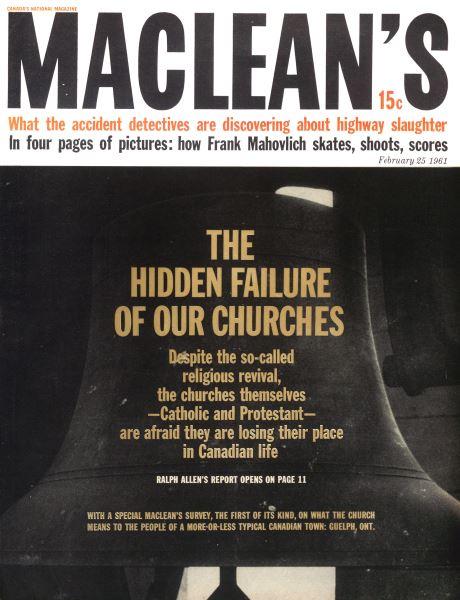 Issue: - February 1961   Maclean's