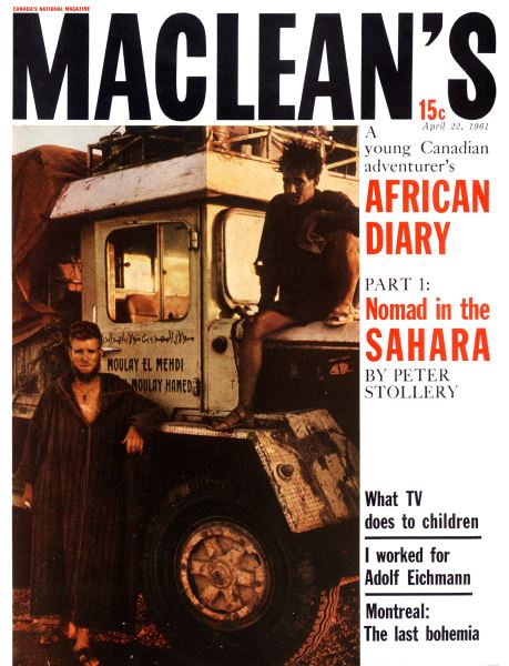 Issue: - April 1961 | Maclean's
