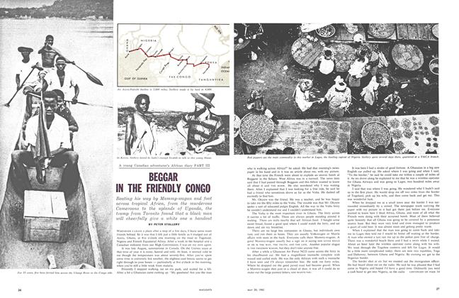 Article Preview: BEGGAR IN THE FRIENDLY CONGO, May 1961 | Maclean's