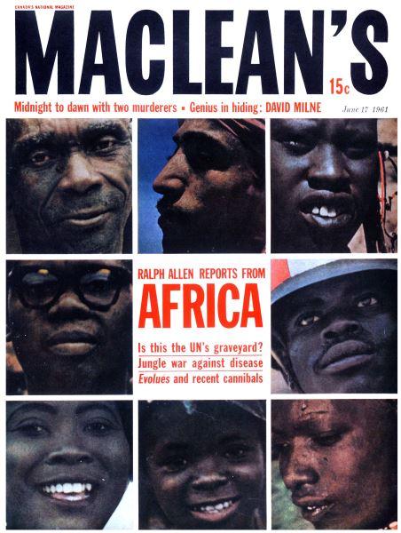 Issue: - June 1961 | Maclean's