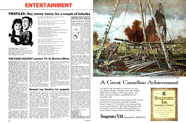 Article Preview: THE CASE AGAINST summer TV,, June 1961 | Maclean's