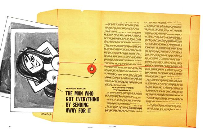 Article Preview: THE MAN WHO GOT EVERYTHING BY SENDING AWAY FOR IT, July 1961 | Maclean's