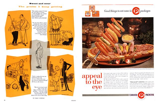 Article Preview: Sweet and sour, August 1961 | Maclean's