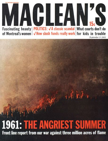 Issue: - September 1961 | Maclean's
