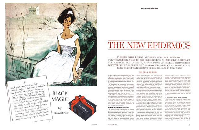 Article Preview: THE NEW EPIDEMICS, December 1961 | Maclean's