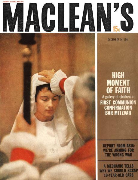 Issue: - December 1961   Maclean's