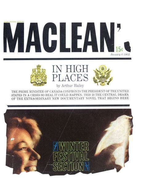 Issue: - January 1962 | Maclean's