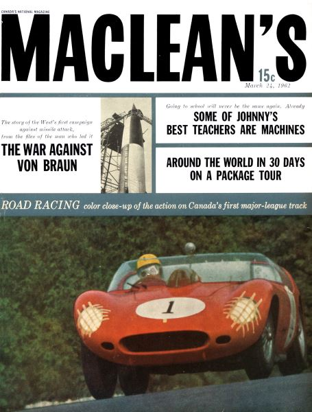 Issue: - March 1962   Maclean's