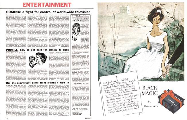 Article Preview: PROFILE, May 5,1962 1962 | Maclean's