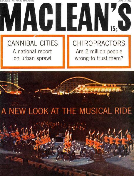 Issue: - June 1962   Maclean's