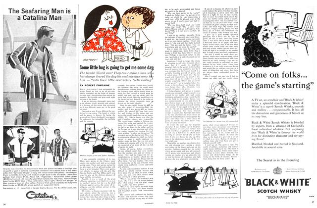 Article Preview: Some little bug is going to get me some day, June 1962   Maclean's