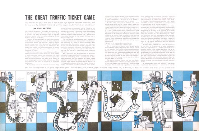 Article Preview: THE GREAT TRAFFIC TICKET GAME, June 1962 | Maclean's