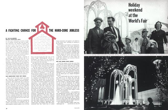 Article Preview: HOLIDAY WEEKEND at the World's Fair, June 1962 | Maclean's