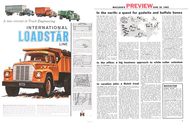 Article Preview: WATCH FOR, June 1962 | Maclean's