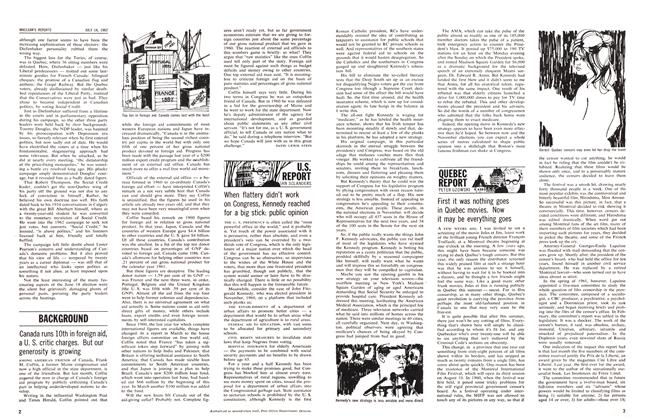 Article Preview: QUEBEC REPORT, July 1962 | Maclean's