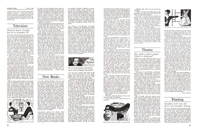 Article Preview: On Sport, July 1962 | Maclean's