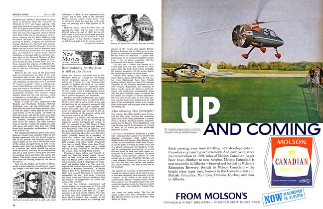 Article Preview: New Movies, July 1962 | Maclean's
