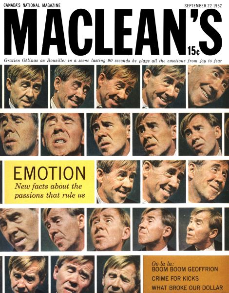 Issue: - September 1962 | Maclean's