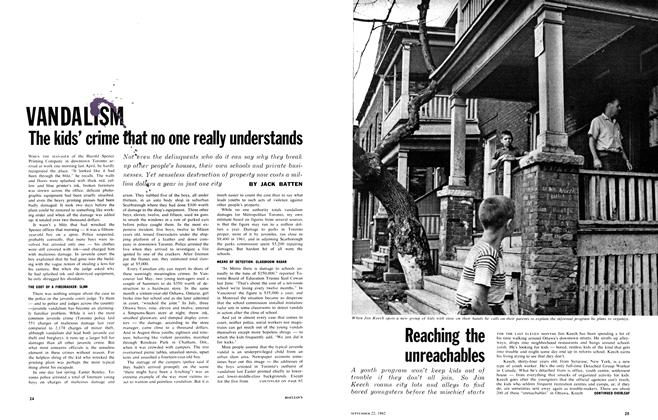 Article Preview: The kids' crime that no one really understands, September 1962 | Maclean's