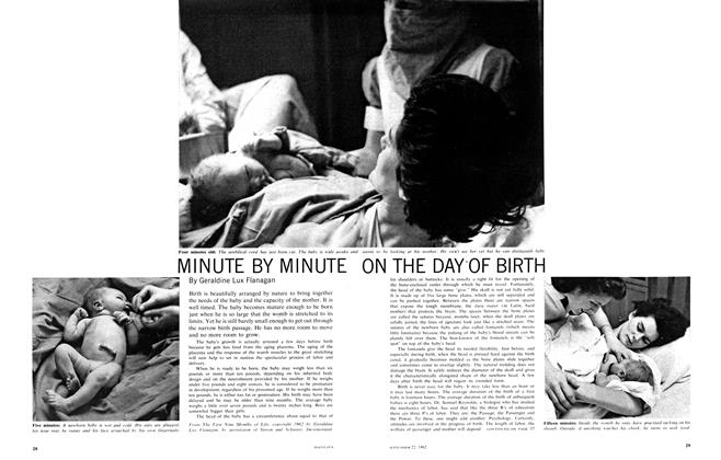 Article Preview: MINUTE BY MINUTE ON THE DAY BY DAY, September 1962 | Maclean's