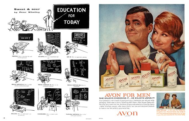 Article Preview: EDUCATION FOR TODAY, September 1962   Maclean's