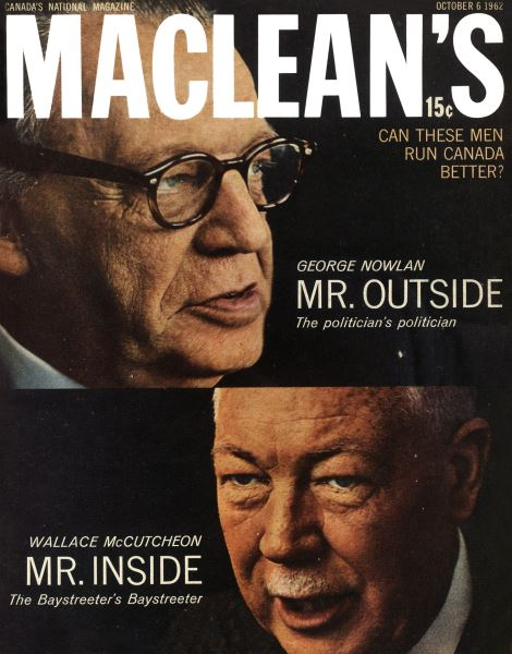 Issue: - October 1962 | Maclean's