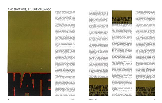 Article Preview: HATE, November 1962 | Maclean's