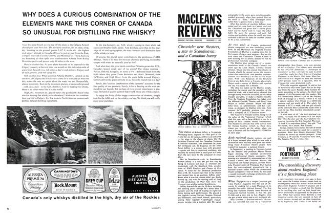Article Preview: THIS FORTNIGHT, November 1962 | Maclean's