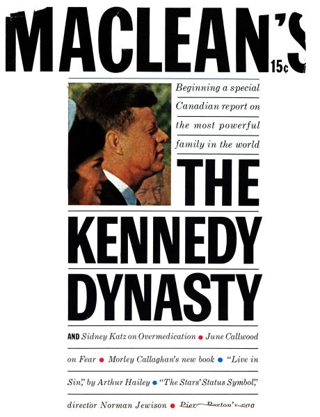 Issue: - January 1963 | Maclean's