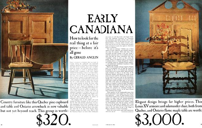 Article Preview: EARLY CANADIANA, February 1963 | Maclean's