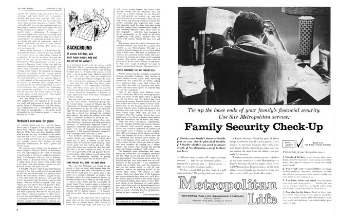 Article Preview: BACKGROUND, February 1963 | Maclean's