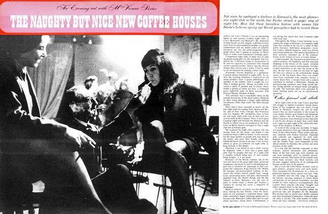 Article Preview: THE NAUGHTY BUT NICE NEW COFFEE HOUSES, March 1963 | Maclean's