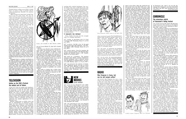 Article Preview: NEW MOVIES, April 1963 | Maclean's
