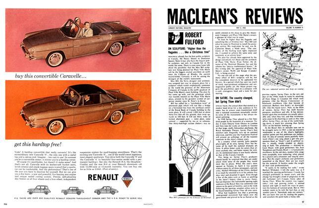 Article Preview: MACLEAN'S REVIEWS, May 1963 | Maclean's