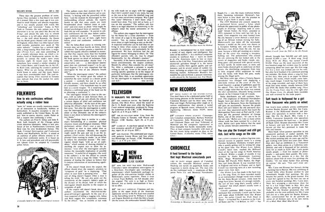 Article Preview: FOLKWAYS, May 1963 | Maclean's