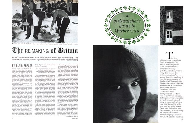 Article Preview: The RE-MAKING Of Britain, June 1963 | Maclean's