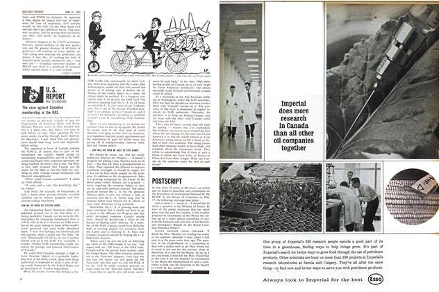 Article Preview: U. S. REPORT, June 1963 | Maclean's