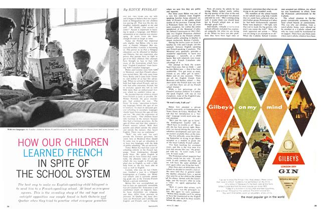 Article Preview: HOW OUR CHILDREN LEARNED FRENCH IN SPITE OF THE SCHOOL SYSTEM, July 1963 | Maclean's