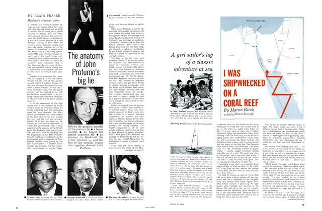 Article Preview: The anatomy of John Profumo's big lie, August 1963 | Maclean's