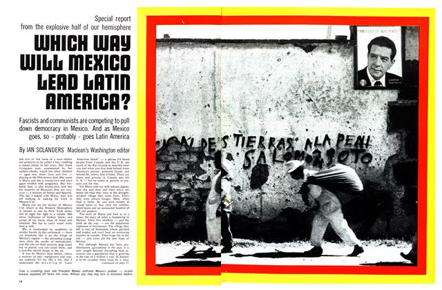 Article Preview: WHICH WAY WILL MEXICO LEAD LATIN AMERICA?, August 1963 | Maclean's