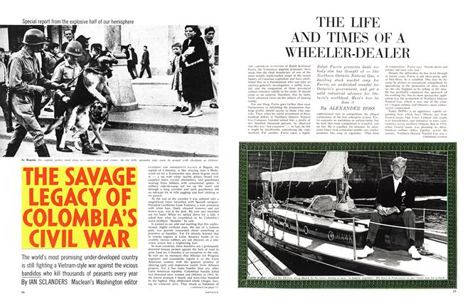Article Preview: THE LIFE AND TIMES OF A WHEELER-DEALER, September 1963 | Maclean's