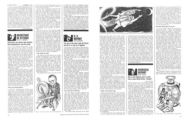 Article Preview: U.S. REPORT, September 1963 | Maclean's