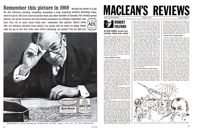 Article Preview: MACLEAN'S REVIEWS, November 1963 | Maclean's