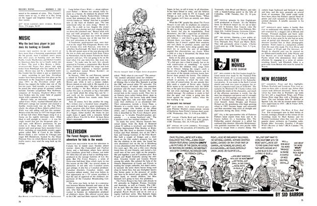 Article Preview: NEW MOVIES, November 1963 | Maclean's