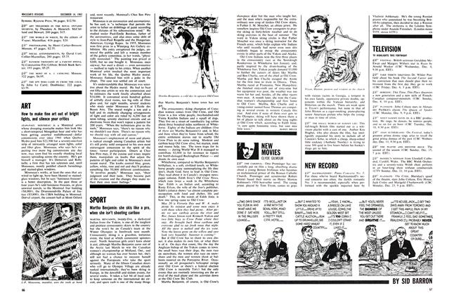 Article Preview: NEW MOVIES, December 1963 | Maclean's