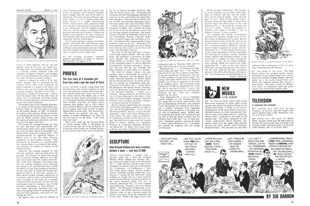 Article Preview: NEW MOVIES, January 1964 | Maclean's